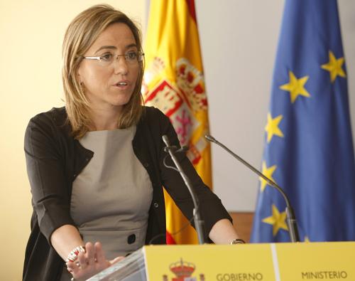 fallece la ex Ministra Carmen Chacon